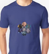 Tenth Doctor and foes T-Shirt