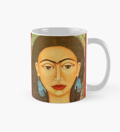 Frida Kahlo, reina de corazones Mug