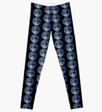 Planeta tierra Leggings