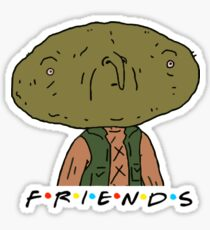 Clarence Sticker