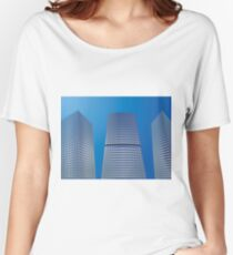 Skyscrapers 2 Women's Relaxed Fit T-Shirt