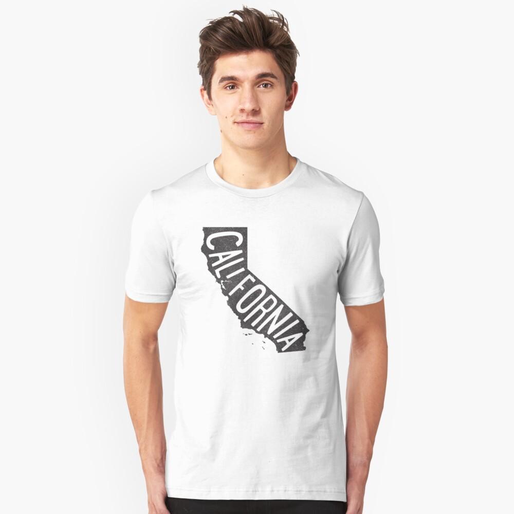 California Camiseta ajustada