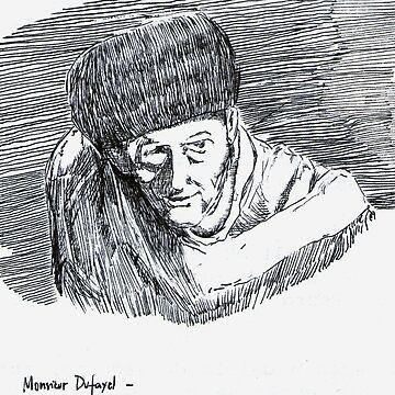 """Monsieur Dufayel, el hombre de cristal"" de neto147"