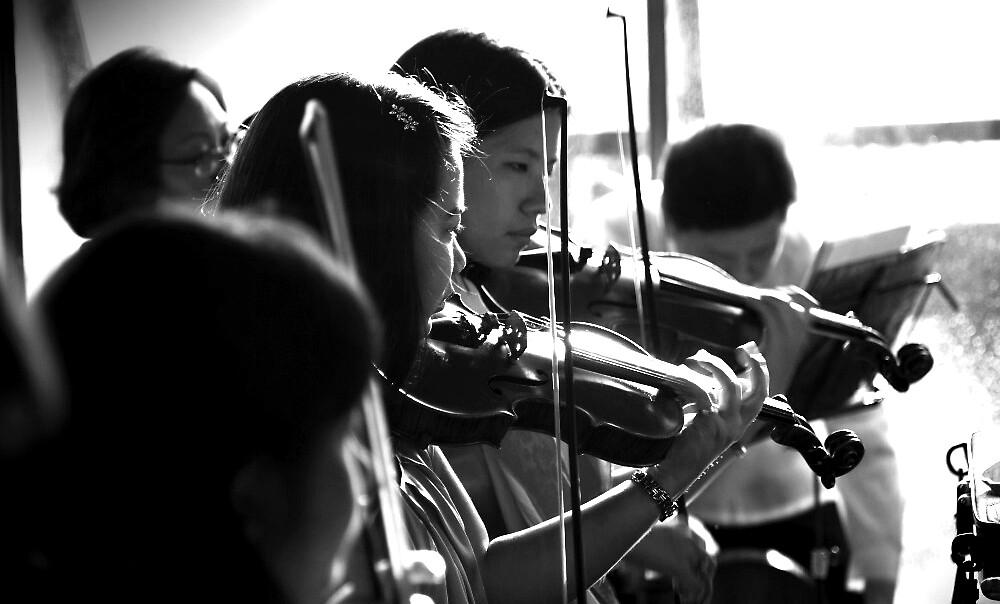 denise at violin by jamie marcelo