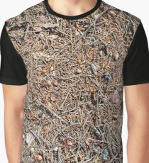 Treasures of the forest Graphic T-Shirt