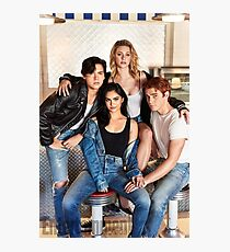 Riverdale - Season 2 Photoshoot Photographic Print