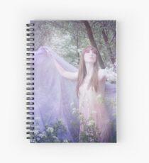 Fledgling Spiral Notebook