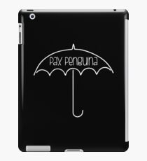 Gotham - Pax Penguina  iPad Case/Skin