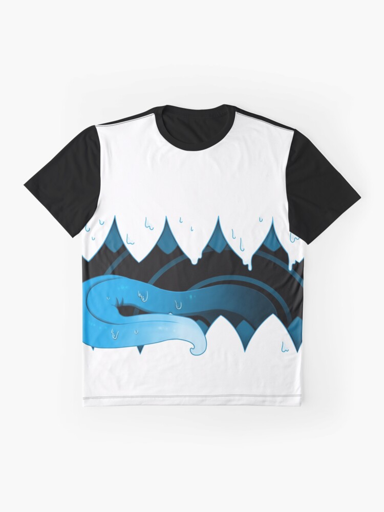 Alternate view of Open Wide Graphic T-Shirt
