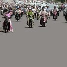 Saigon by Yuval Fogelson