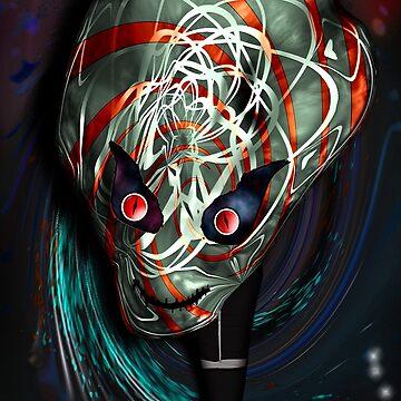 Alien Poster by destructopanda