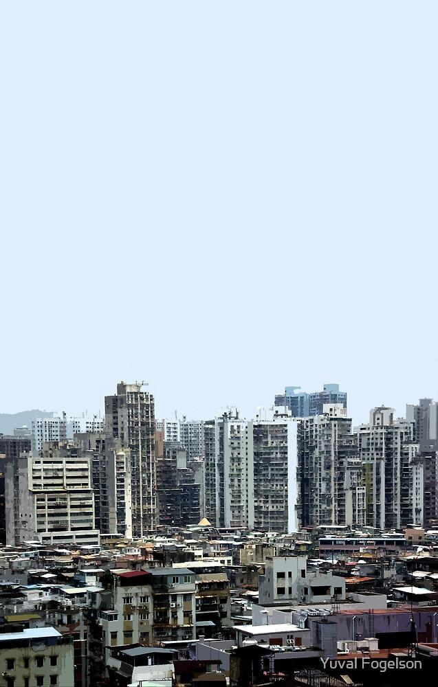 macau view by Yuval Fogelson
