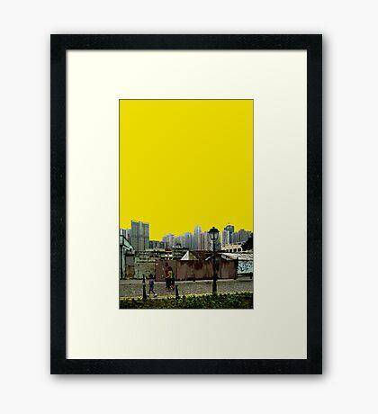 taipa Framed Print