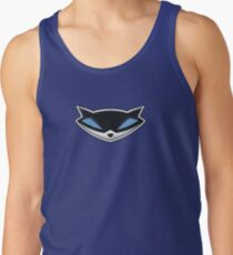 Smaller Sly Cooper logo Tank Top