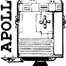Apollo Command Service Module by Adrianna Allen