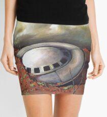 Alien landscape Mini Skirt
