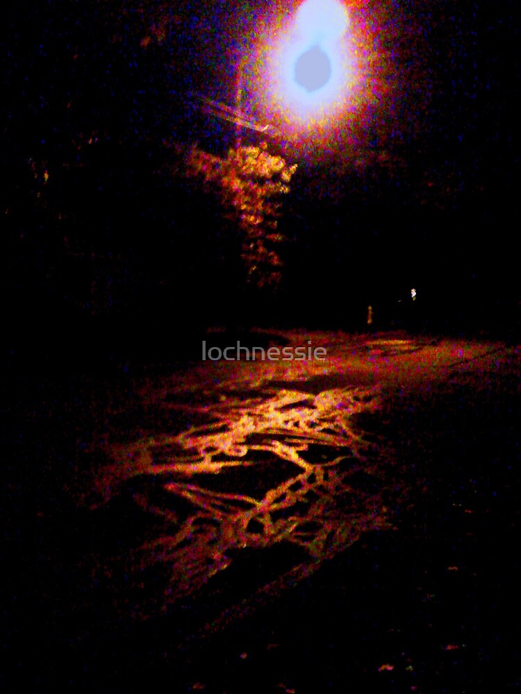 road squiggles by lochnessie