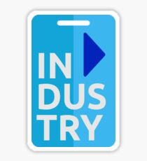 Vidcon - Industry Sticker