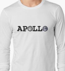 Apollo Moon and Earth T-Shirt
