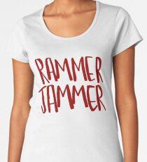 Rammer Jammer Premium Rundhals-Shirt