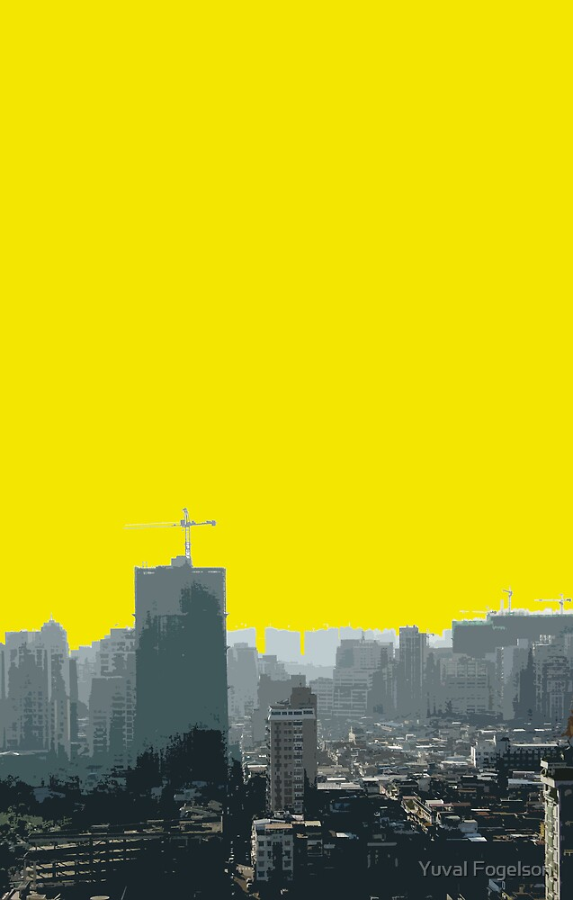 macau scape by Yuval Fogelson