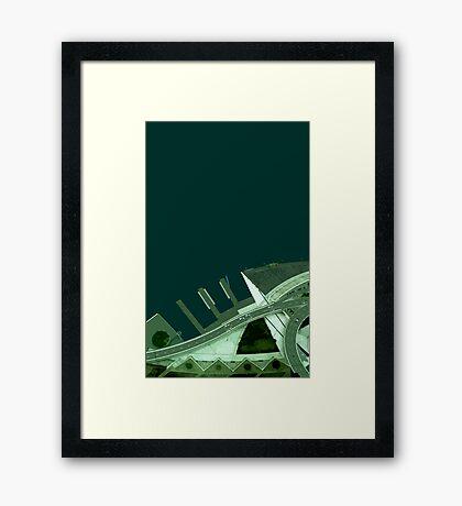 shaping Framed Print