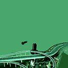macau interchange by Yuval Fogelson