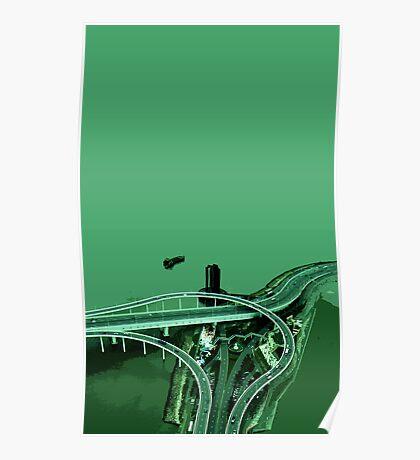 macau interchange Poster