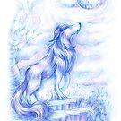 Wolf by luciemammone