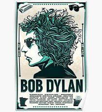 Bob Dylan Art Print  Poster
