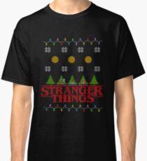Stranger Things X-Mas Classic T-Shirt