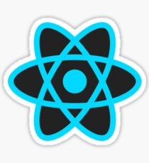React js  mugs, Stickers and Phone Cases Sticker