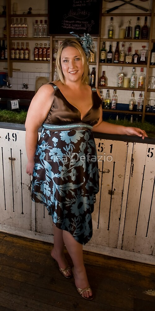 Rebecca in 'Chocolate Covered Cornflowers' by Lisa Defazio