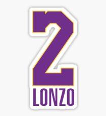 2 Lonzo Sticker