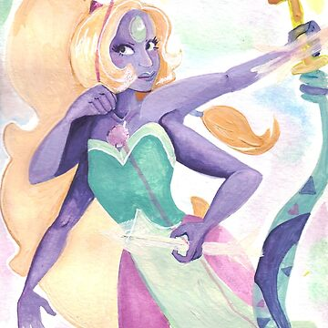 Opal by silk-sutures