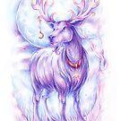 Reindeer by luciemammone