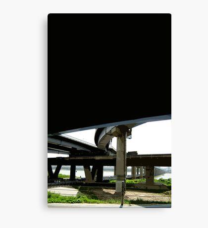 underbridge Canvas Print