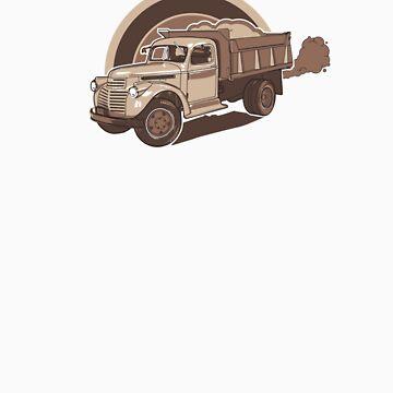 Keep On Truckin by mishiko