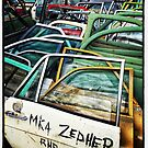 MK4............Hinds Classic Cars, Ashburton. by Russ Styles