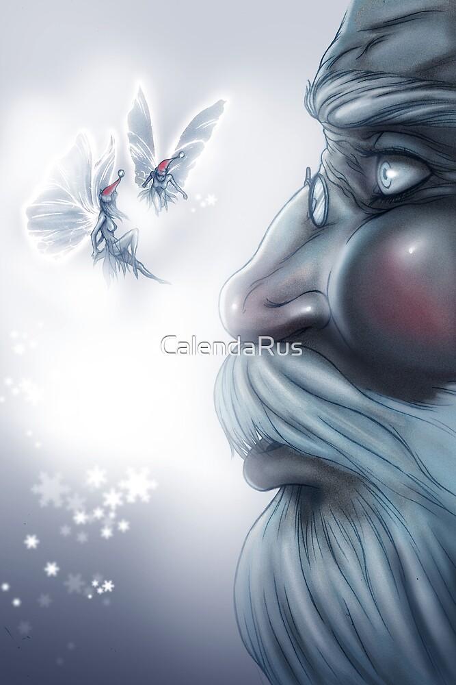 Fairytale Christmas by CalendaRus