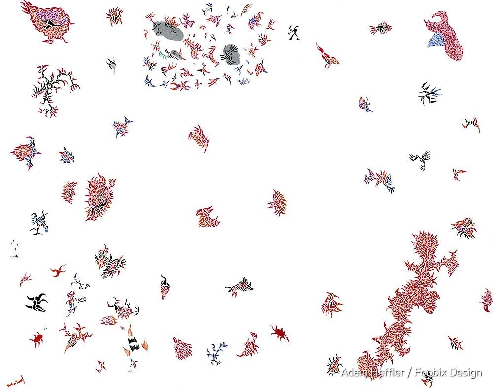 Sovereign Nations / Well Loved by Adam Heffler / Foobix Design
