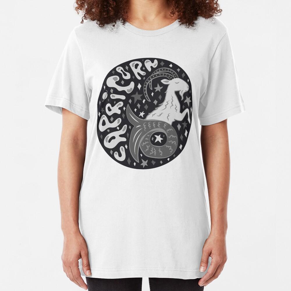 Capricorn Slim Fit T-Shirt
