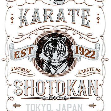 Shotokan Karate by limey57