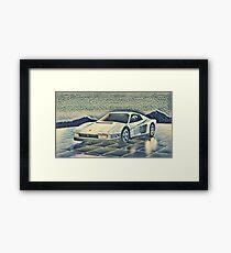 Elite Zararus,  Framed Print