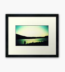 Mercurial Remembrance Framed Print