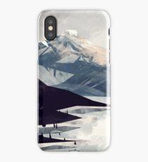 Calming Mountain iPhone Case