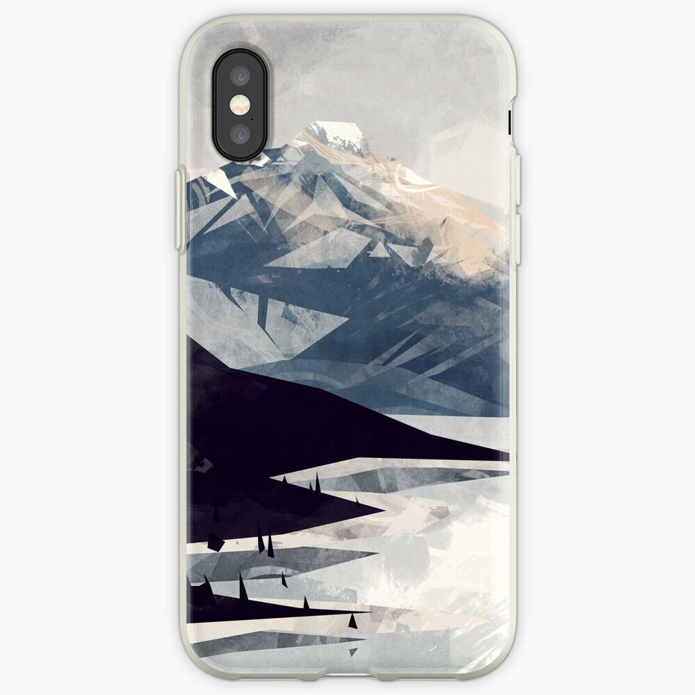 Calming Mountain iPhone Case & Cover