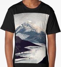 Calming Mountain Long T-Shirt