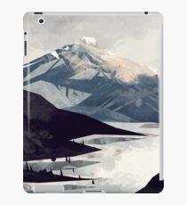 Calming Mountain iPad Case/Skin