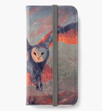 Owl Hunt iPhone Wallet/Case/Skin